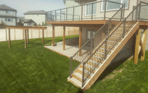 DECKS AND FENCES BUILT TO PERFECTION BY SUPREME FENCE & DECK INC