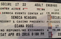 Diana Ross April 9th Face Value