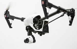 DJI Inspire 1 with 4K Camera 4x batteries 2x charger