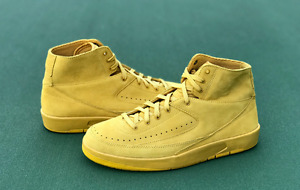 Air Jordan 2 Deconstructed Mineral Gold size 13 (DEADSTOCK)
