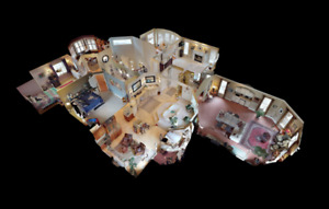 Real Estate Photography - 3D Matterport Virtual Tour