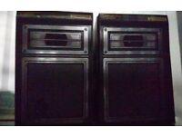 Pioneer S202 speakers