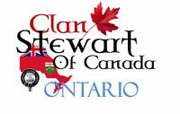 Clan Stewart of Canada Ontario Chapter Needs You!
