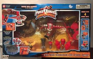 Power rangers Dino zord controller/ fossil finder NEW