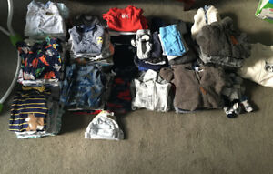 Baby boy clothing for sale: NB-6 months