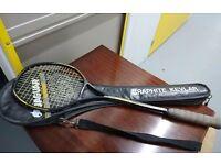 Jaguar squash racket