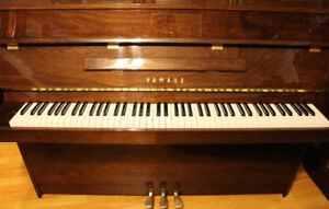 Yamaha C108 Upright Piano built in 1990.