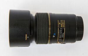 Tamron AF 90mm 1:2.8 MACRO lens, Canon mount