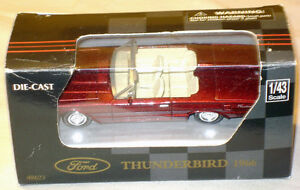 1966 Ford Thunderbird in 1/48 (o) scale