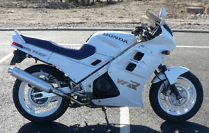 WANTED LOWER FAIRINGS FOR A VFR750F INTERCEPTOR RC24