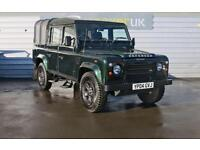 2004 Land Rover Defender NO VAT County Double Cab Pick Up Td5 loads of upgrad...