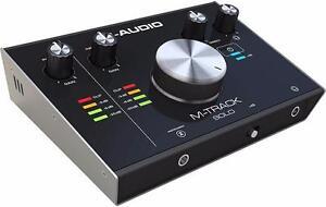 Interface Audio M-Audio M-TRACK SOLO