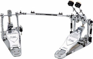 Bassdrum Pedal Iron Cobra Chrome