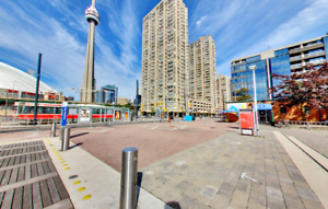 1 Bedroom Plus Den Condo For Sale on Waterfront Toronto!
