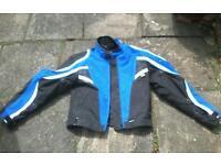 Frank Thomas motorcycle jacket size S/M
