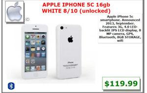 iphone 5c 16 gb unlocked