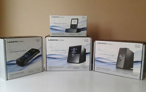 Cisco-Linksys Wireless Home Theatre System