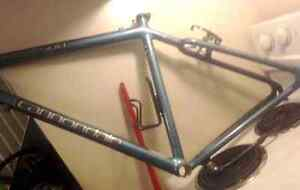 Cannondale Bike frame