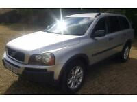 Volvo XC90 2.4 geartronic 2004MY D5 SE 11 service 7 seats