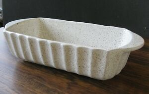 BLUE MOUNTAIN POTTERY BAKING LOAF DISH