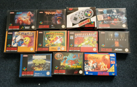Snes | Other Video Games & Consoles for Sale - Gumtree