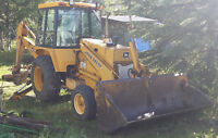 Stump grinding and woodchipping services