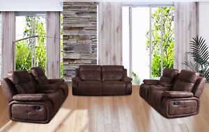 Recliner bonded leather - Brand new - lowest price 100% gurantee
