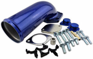 FORD 6.4L V8 POWER STROKE EGR VALVE DELETE KIT W/ ELBOW