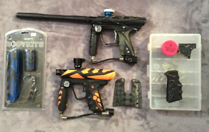 Trade paintball marker package for IPHONE