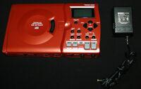Tascam Portable CD Guitar Trainer Model CD-GT1MK II