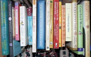 Various Spiritual/Self-Help Books