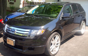 2010 Ford Edge sport AWD 45000km financement disponible