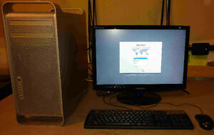 Excellent working condition Mac Pro 1.1 A1186 EMC2113