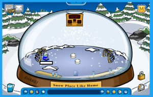 HOCKEY KING CLUB PENGUIN ACCOUNT