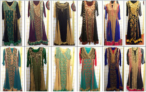 Latest shipment of Indian & Pakistani ladies clothing by SIM Fas