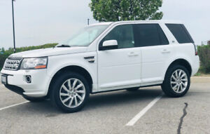 2013 LAND ROVER LR2 HSE, 240HP 2.0 Lt Turbo - LOW KMS