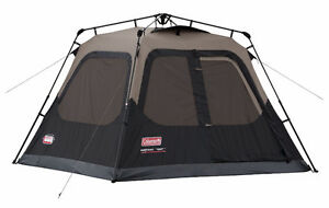 Coleman pop-up 4 person tent