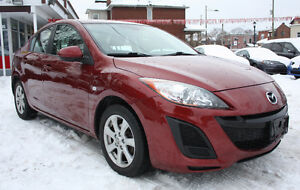 2010 Mazda3 5-speed***excellent shape***ONE OWNER
