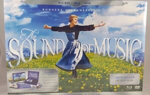 The Sound Of Music Box Set blue ray/ DVD 40.00