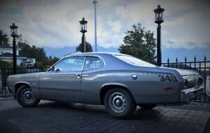 1973 Numbers Matching Plymouth Duster