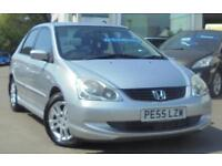 2005 HONDA CIVIC 1.6 i VTEC SE [16 in Alloy]