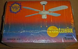 Fantasia Ceiling Fan Model # 36-16 [New in the Box]