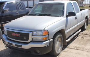PARTING OUT GMC SIERRA 1500 2WD - BA1696