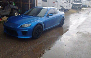 2008 Mazda RX-8 GT Other 7000$ obo willing to negotiate