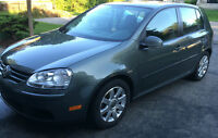 2008 Volkswagen Rabbit (Golf) Hatchback, 4dr Automatic