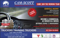BOOKING NOW FOR OUR APRIL AIR BRAKE AND AZ COURSE!!!