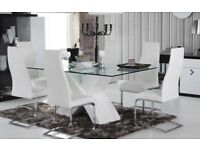 Barker and stone house Kai dining table