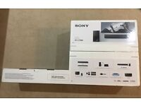 Sony HT-CT390 sound bar and sub NEW