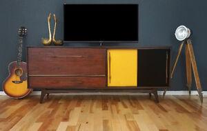 1970's Crendenza / Tv Unit / Bar / Sideboard Fully Restored