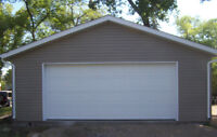 Double Garage for Rent in East!